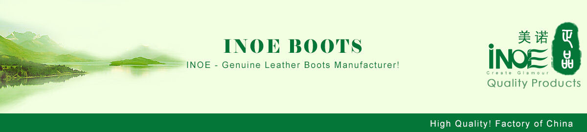 INOE Boots - High Quality!