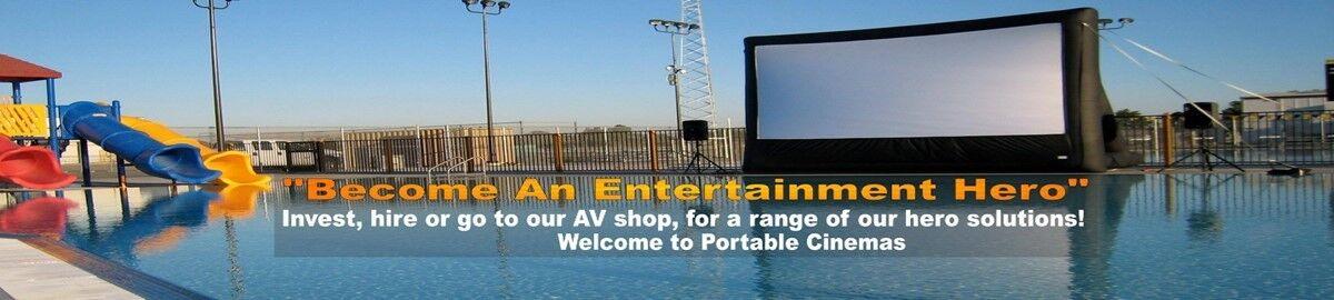Portable Cinemas AV Store
