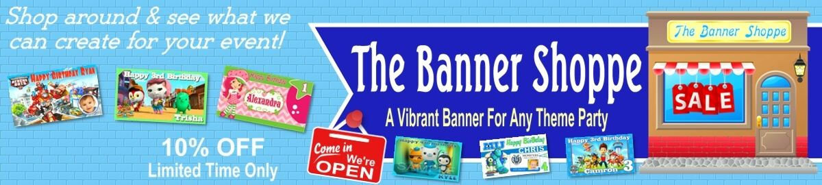 THE BANNER SHOPPE