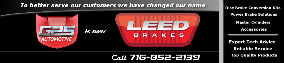 LEED Brakes (formerly GPS Auto)