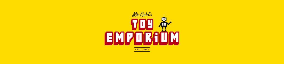 Mr Gold's Toy Emporium