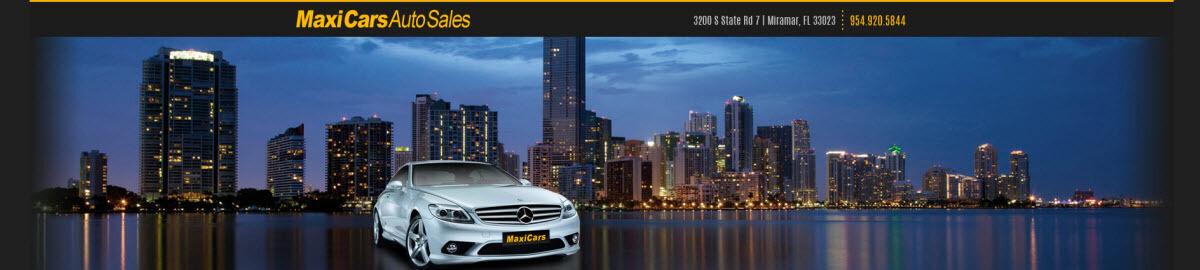 Maxi Cars Auto Sales