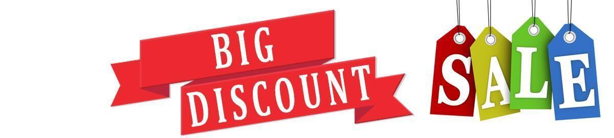 Big Discount Sale
