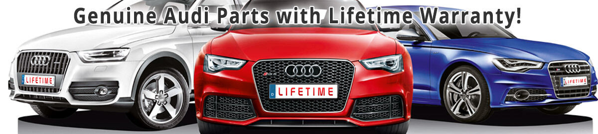 Lifetime Used Audi Parts