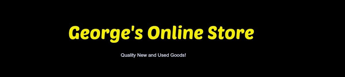 Georges Online Store