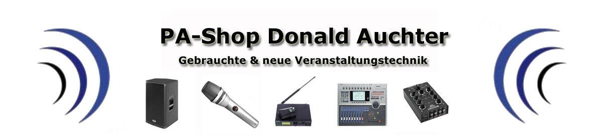 Pa-Shop Donald Auchter