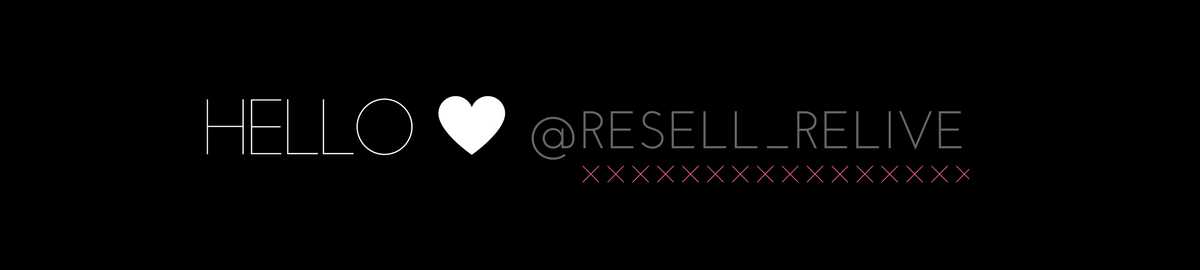Resell-Relive