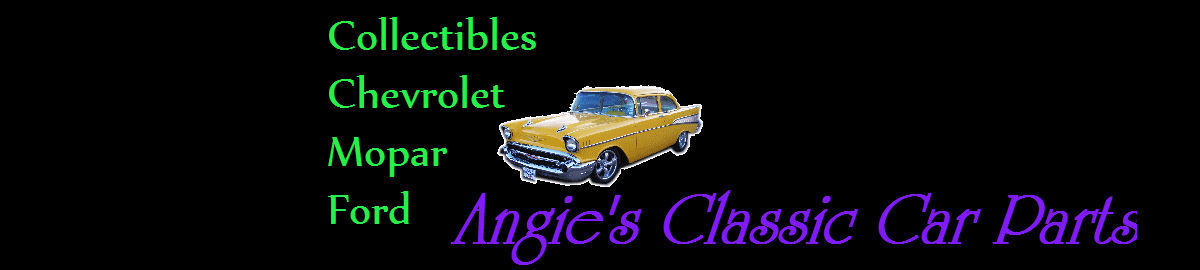 Angie s Classic Car Parts