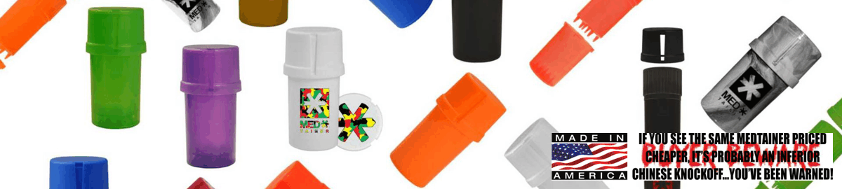 The Pill Crusher Medtainer Store