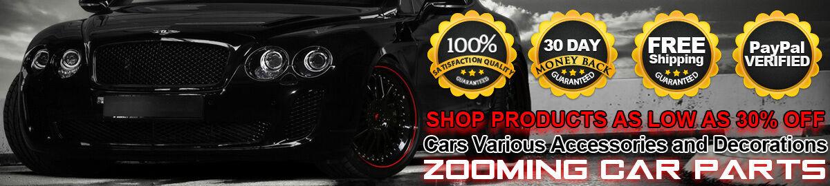 Zooming Car Parts