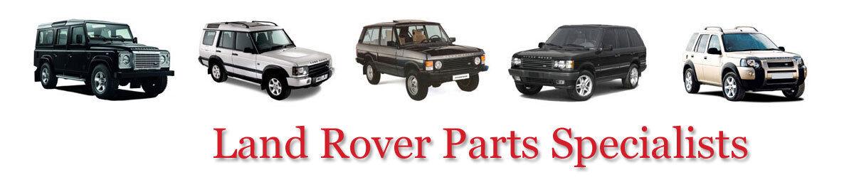 Boundary 4x4 Land Rover Spares