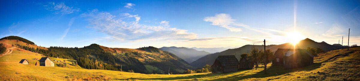 Carpathian Mountain shop