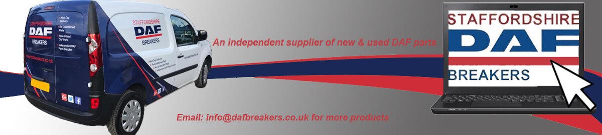 Staffordshire DAF Breakers Ltd