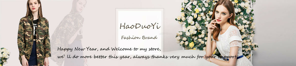 HaoDuoYi Women Fashion Wear..