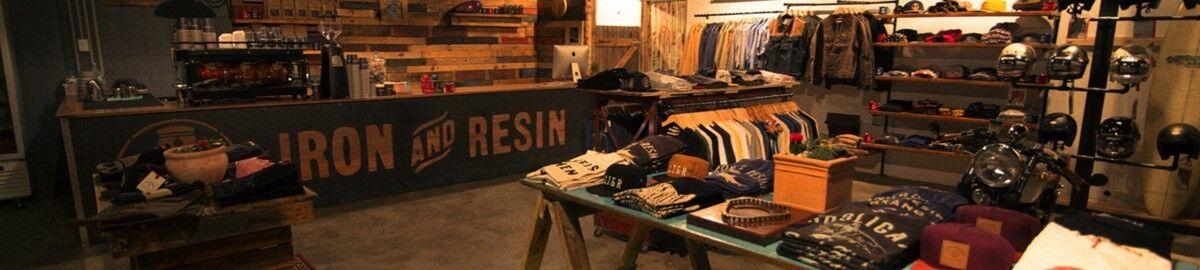 Iron and Resin Garage