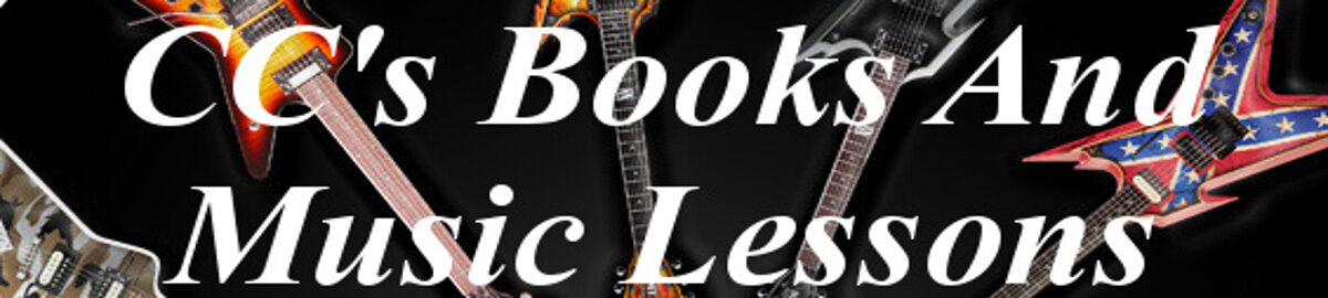 CC's Books And Music Lessons