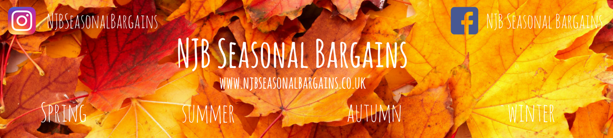NJB Seasonal Bargains