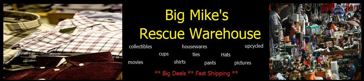 Big mikes rescue warehouse
