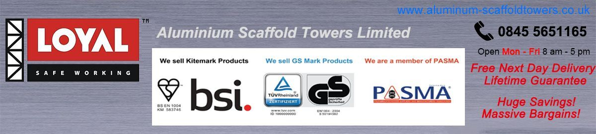 Aluminium Scaffold Towers Ltd