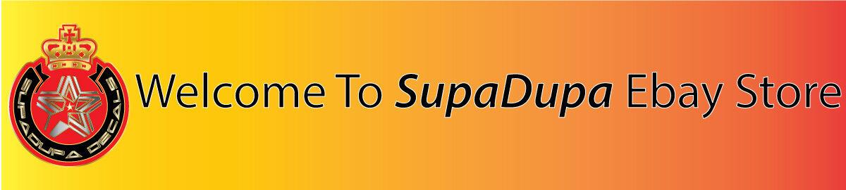SupaDupa Decals