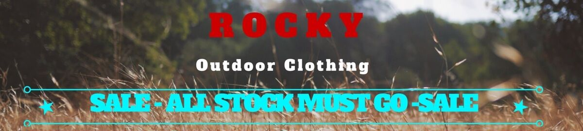 Rocky Outdoor Clothing