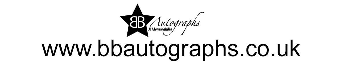 BB Autographs Ltd