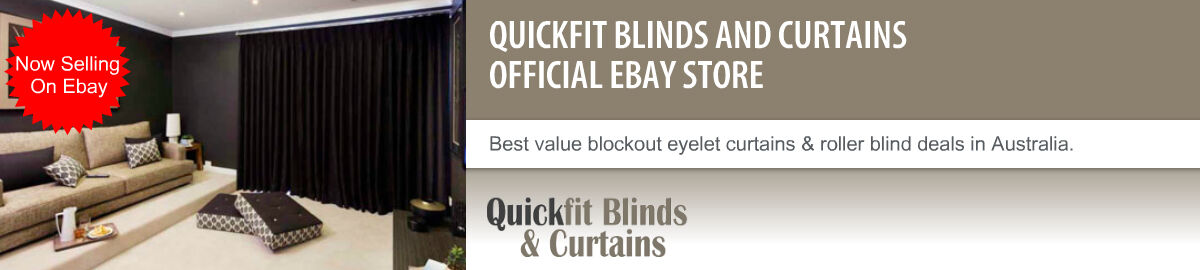 Quickfit Blinds and Curtains Store