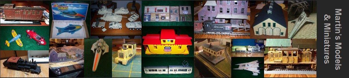 Martin's Models & Miniatures