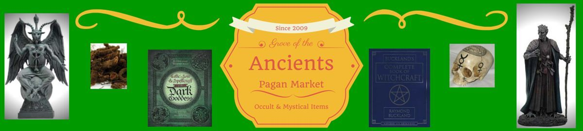 Grove of the Ancients Pagan Market