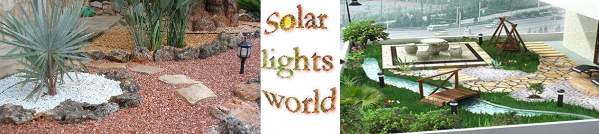 Solarpostcaplights