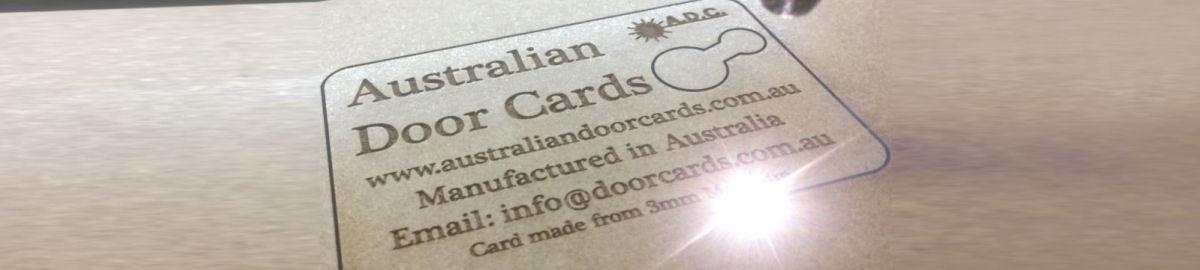 AustralianDoorCards