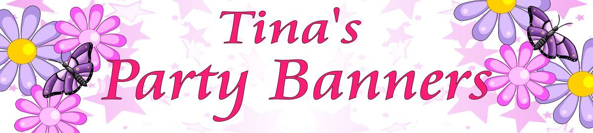 Tinas Party Banners