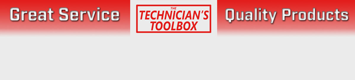 The Technician's Toolbox