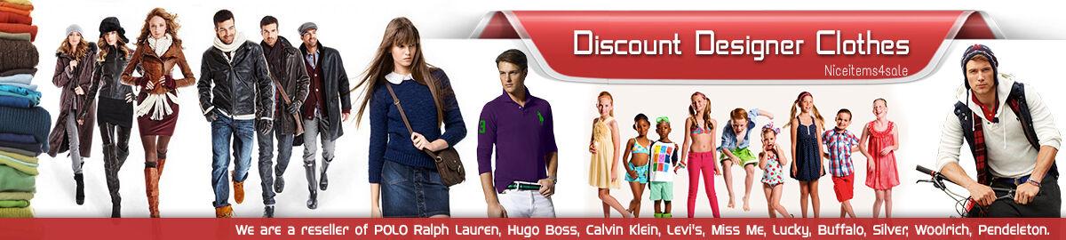 Discount Designer Clothes