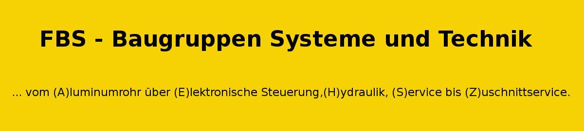 FBS Baugruppen Systeme und Technik