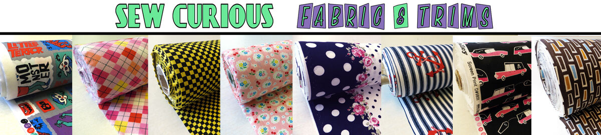 Sew Curious Fabric and Trims