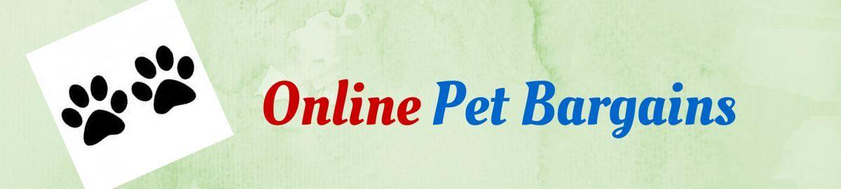 Online Pet Bargains