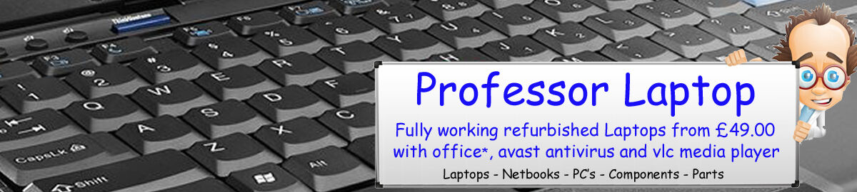 Professor Laptop