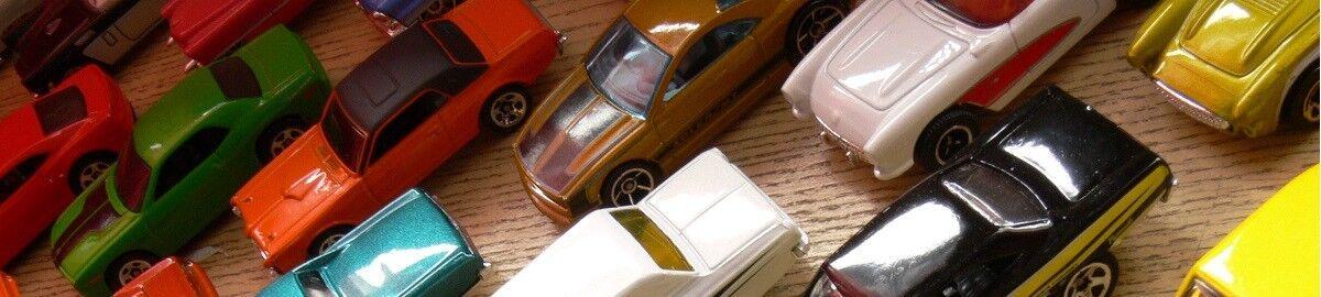 Vintage Diecast Car Models Store
