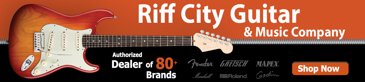 Riff City Guitar and Music Company