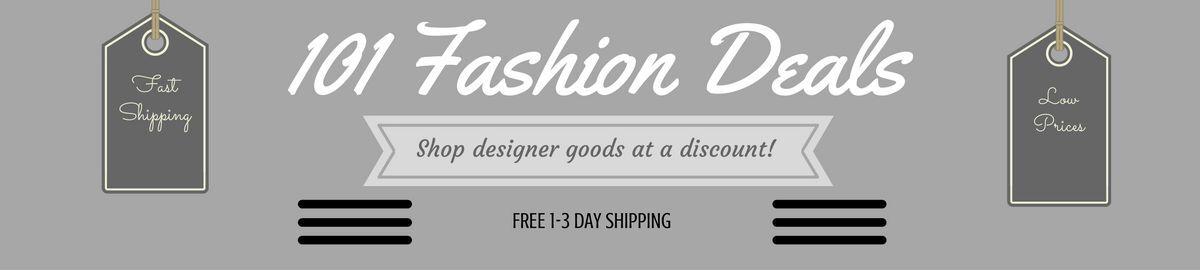 101 Fashion Deals