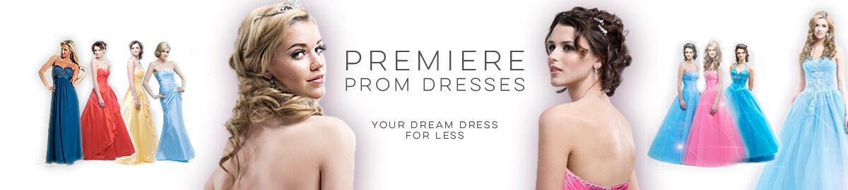 Premiere Prom Dresses