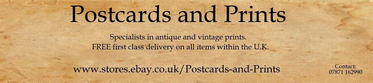 Postcards and Prints