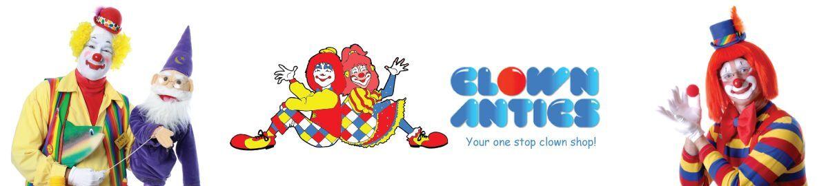 Clown Antics Clown Supplies