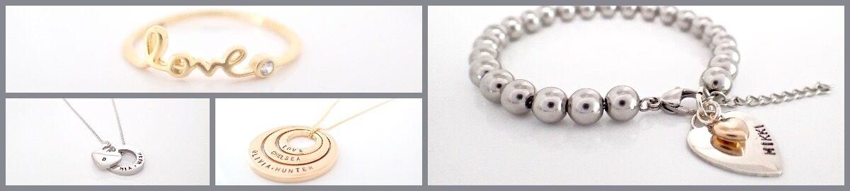 Hand Stamped Jewellery Australia