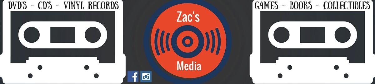 Zac's Media