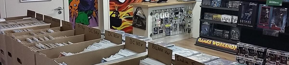 Buzzard Comics