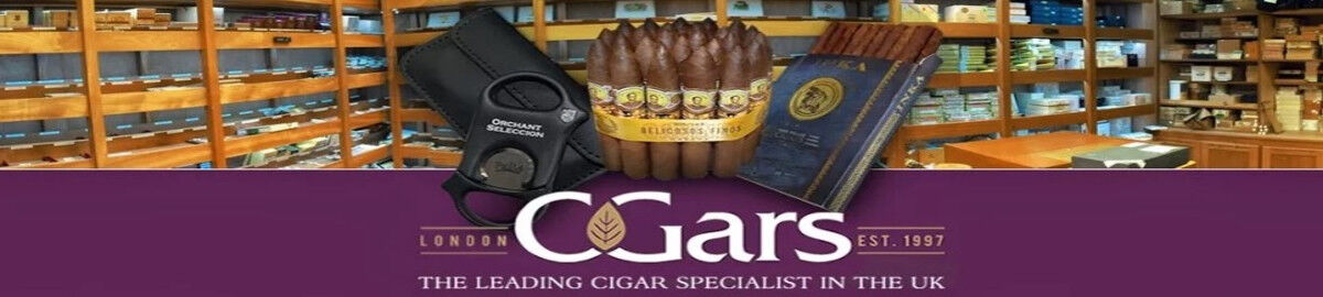 CGARS Ltd Cigar Humidors Lighters