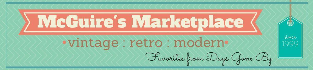McGuire's Marketplace Vintage