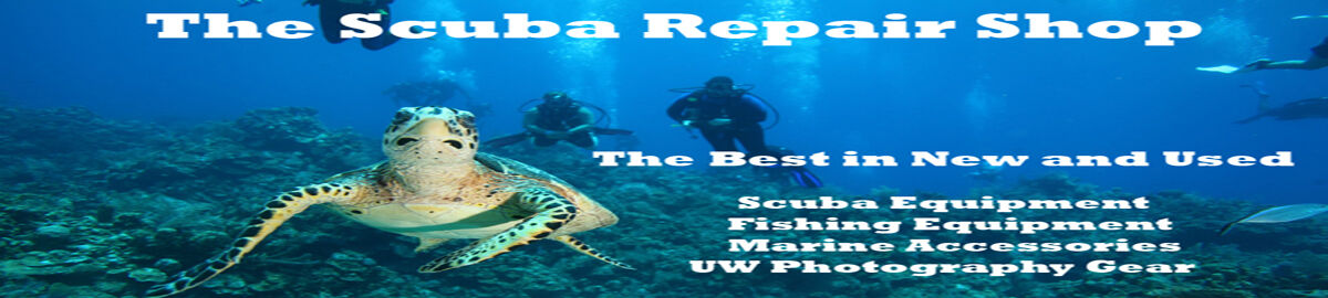 The Scuba Repair Shop